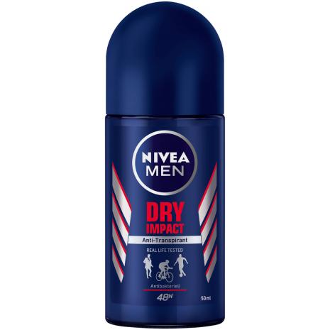 Nivea For Men Roll-On Dry Impact