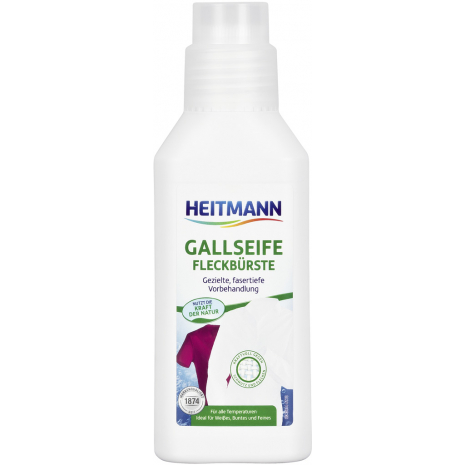 Heitmann Gall Soap Stain Remover Brush 8.45 fl.oz