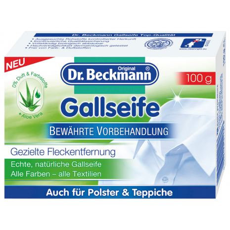 Dr. Beckmann Gall Soap Bar