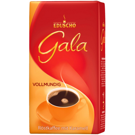 Eduscho Gala Full-Bodied Ground Coffee 17.6 oz