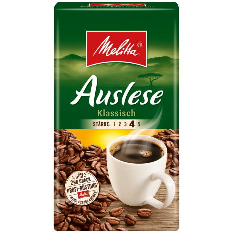 Melitta Selection Classic Ground Coffee 17.6 oz