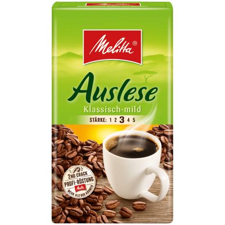 Melitta Selection Mild Ground Coffee 17.6 oz