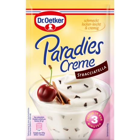 Dr. Oetker Paradise Cream Stracciatella
