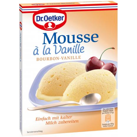 Dr. Oetker Mousse à la Vanilla