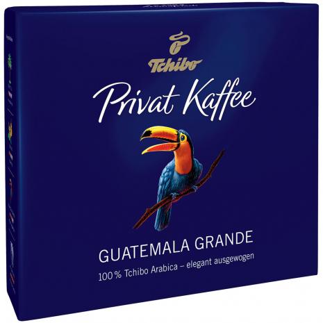 tchibo privat kaffee guatemala grande ground coffee 17 6 oz. Black Bedroom Furniture Sets. Home Design Ideas