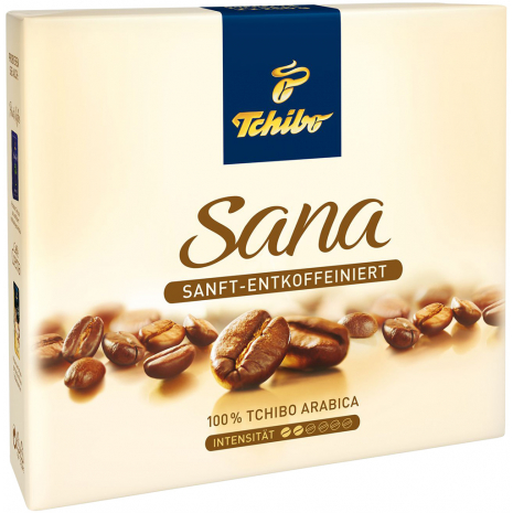 Tchibo Sana Ground Coffee 17.6 oz