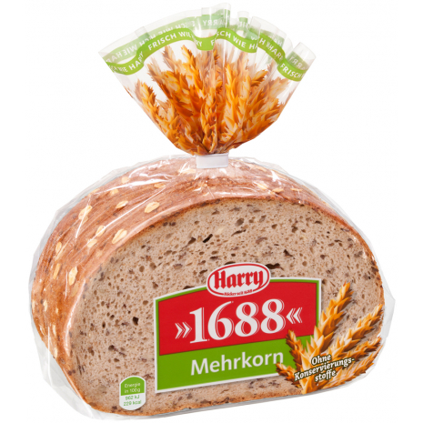 Harry 1688 Multigrain Bread 17.6 oz