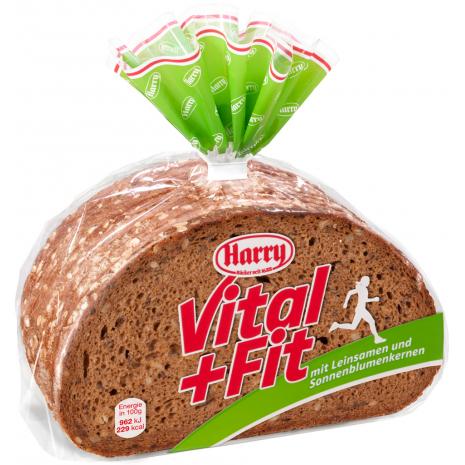 Harry Vital + Fit 17.6 oz