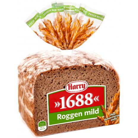 Harry 1688 Mild Rye Bread 17.6 oz