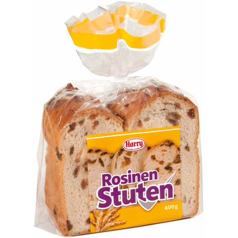 Harry Wheat Bread with Raisins 14.1 oz