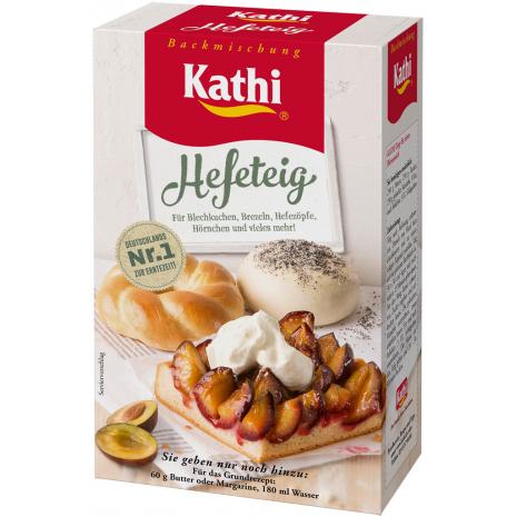 Kathi Yeast Dough Mix 14.1 oz