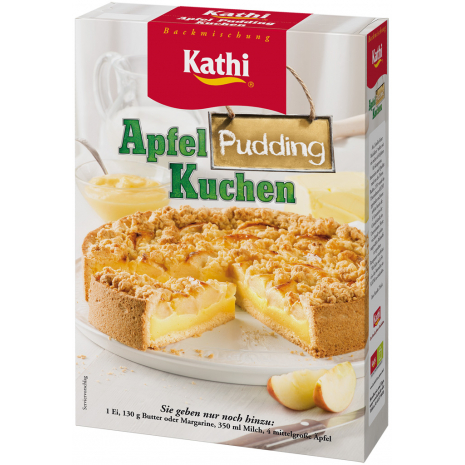 Kathi Apple Pudding Cake