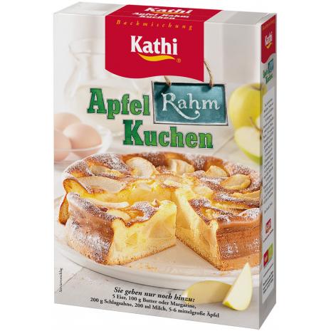 Kathi Apple Cream Custard Pie