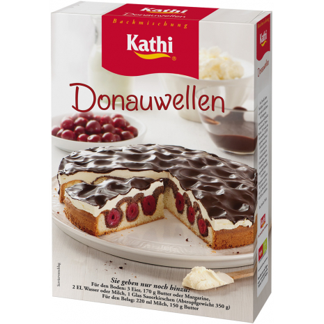 Kathi Danube Wave Cake