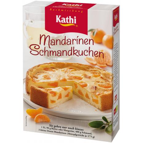 Kathi Mandarin Oranges in Sour Cream Cake Mix