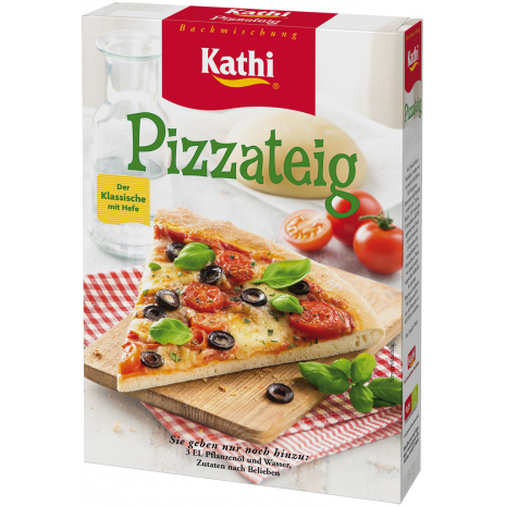 Kathi Pizza Dough Mix
