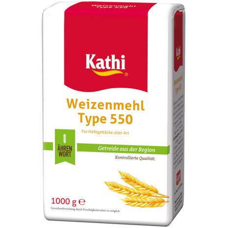 Kathi Wheat Flour Type 550