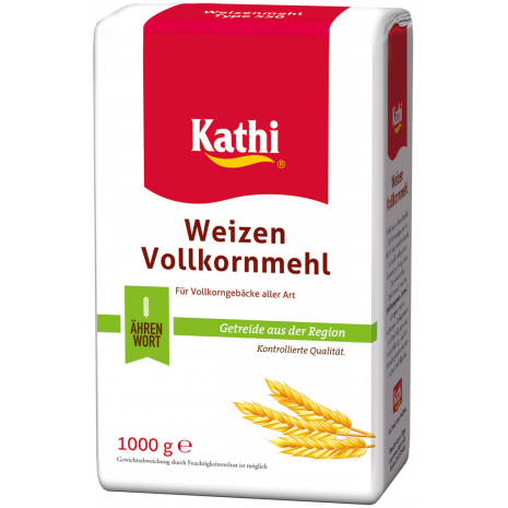 Kathi Whole Wheat Flour