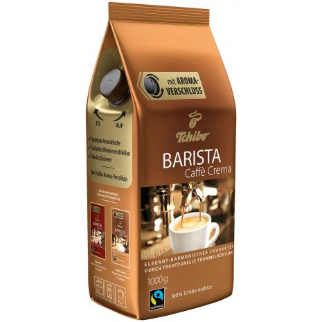Tchibo Barista Caffè Crema Whole Beans 2.20 lbs
