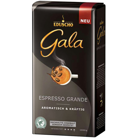 Eduscho Gala Espresso Grande Whole Beans 2.20 lbs