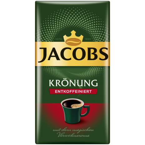 Jacobs Kroenung Decaffeinated 17.6 oz