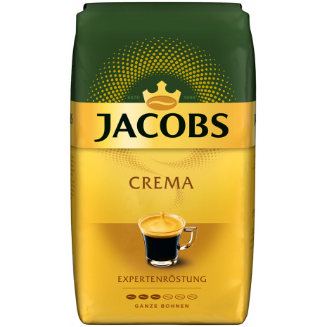 Jacobs Crema Whole Beans 2.20 lbs
