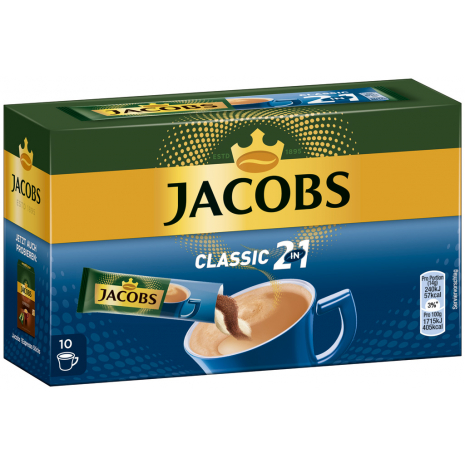Jacobs 2-in-1 Classic 4.93 oz