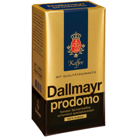 Dallmayr Prodomo Ground Coffee 17.6 oz