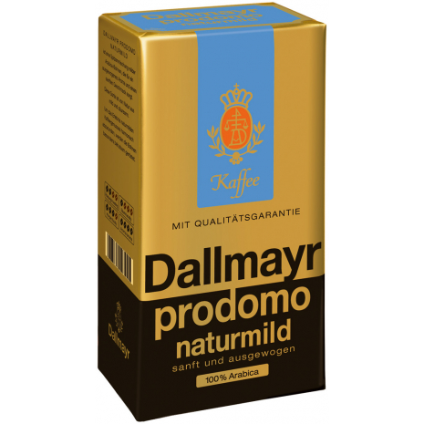 Dallmayr Prodomo Naturally Mild 17.6 oz