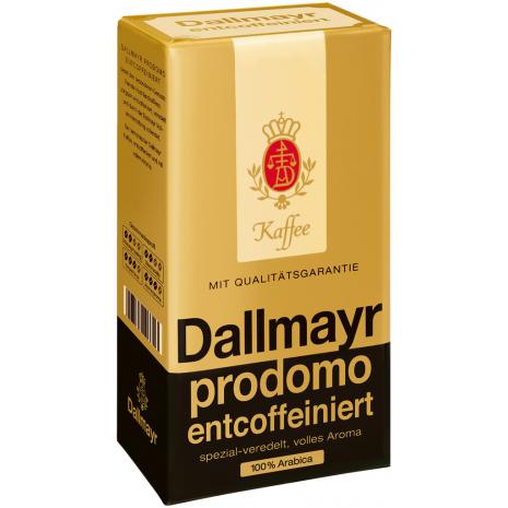 Dallmayr Prodomo Decaffeinated 17.6 oz