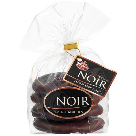 """Wicklein Nuremberg Elisen Gingerbread Cookies """"Creation Noir"""" 9.70 oz"""