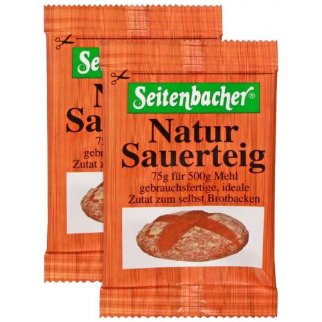 Seitenbacher All Natural Ready Sourdough 2-Pack