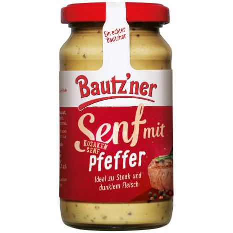 Bautzner Cossack Mustard 6.76 fl.oz Jar
