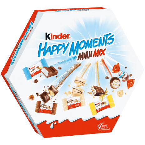 Kinder Happy Moments Mini Mix 5.71 oz