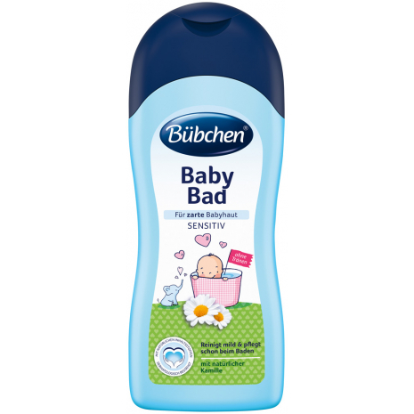 Buebchen Sensitive Baby Bath