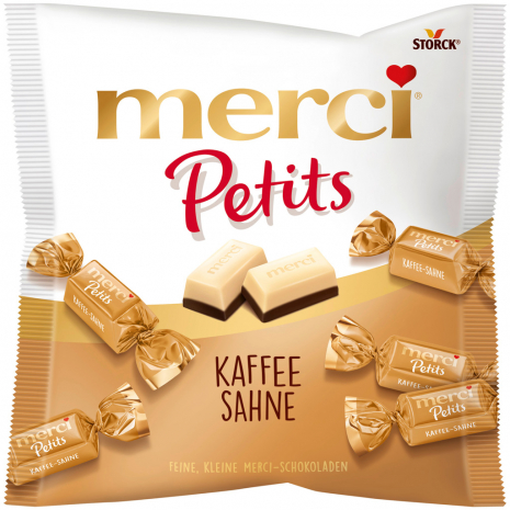 Storck Merci Petits Coffee & Cream 4.41 oz