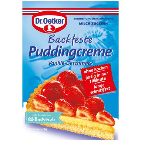 Dr. Oetker Baking Resistant Pudding Cream