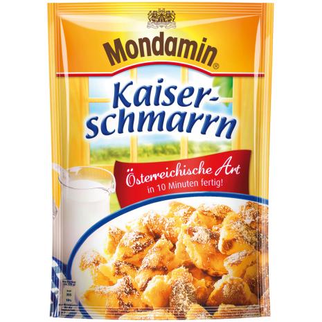 Mondamin Kaiserschmarrn Austrian Style