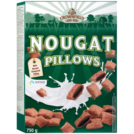 Crownfield Nougat Pillows
