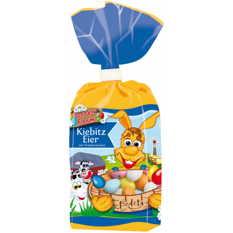 Bodeta Sugar-Coated Kiebitz Eggs 7.05 oz Stand-Up Bag
