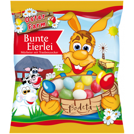 Bodeta Colorful Easter Egg Variety 4.41 oz Bag