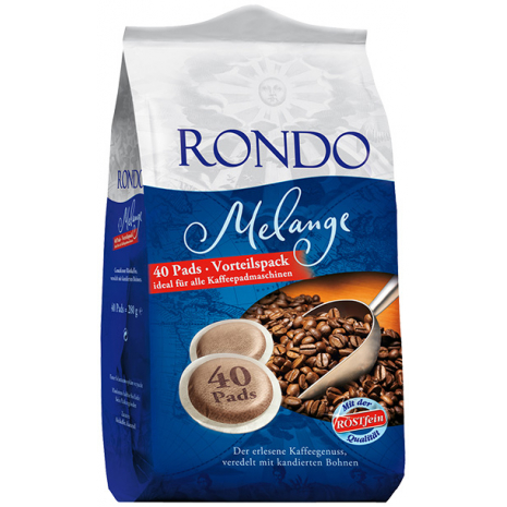 Rondo Melange Coffee Pads 40 Pcs