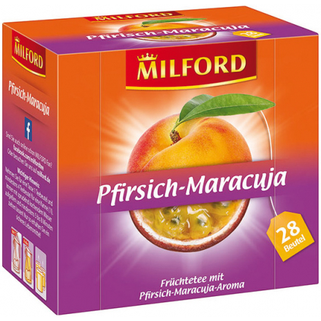 Milford Peach-Passion Fruit