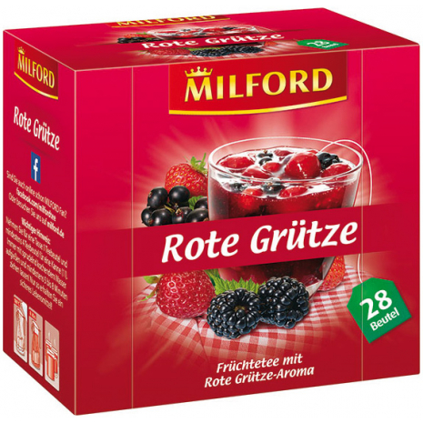 Milford Red Fruit Jelly
