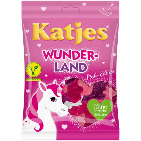 Katjes Wonderland Pink Edition