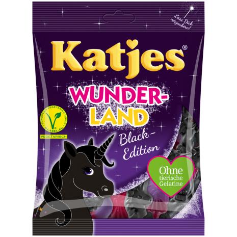 Katjes Wonderland Black Edition