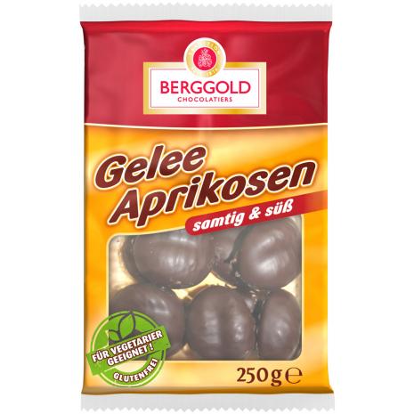 Berggold Jelly Apricots 8.82 oz