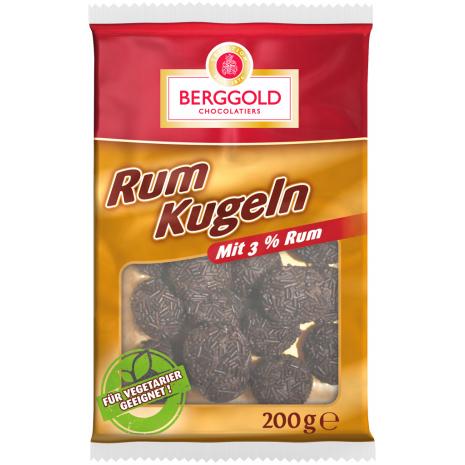 Berggold Rum Balls 7.05 oz