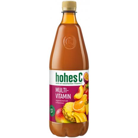 Hohes C Multivitamin Juice