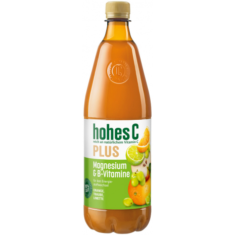 Hohes C Fruit Juice Plus Magnesium & B-Vitamins
